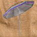 شمسية قابلة للطي متعددة الأستخدامات 180 سم